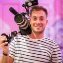 Videograaf en Editor Sven van Groenendaal