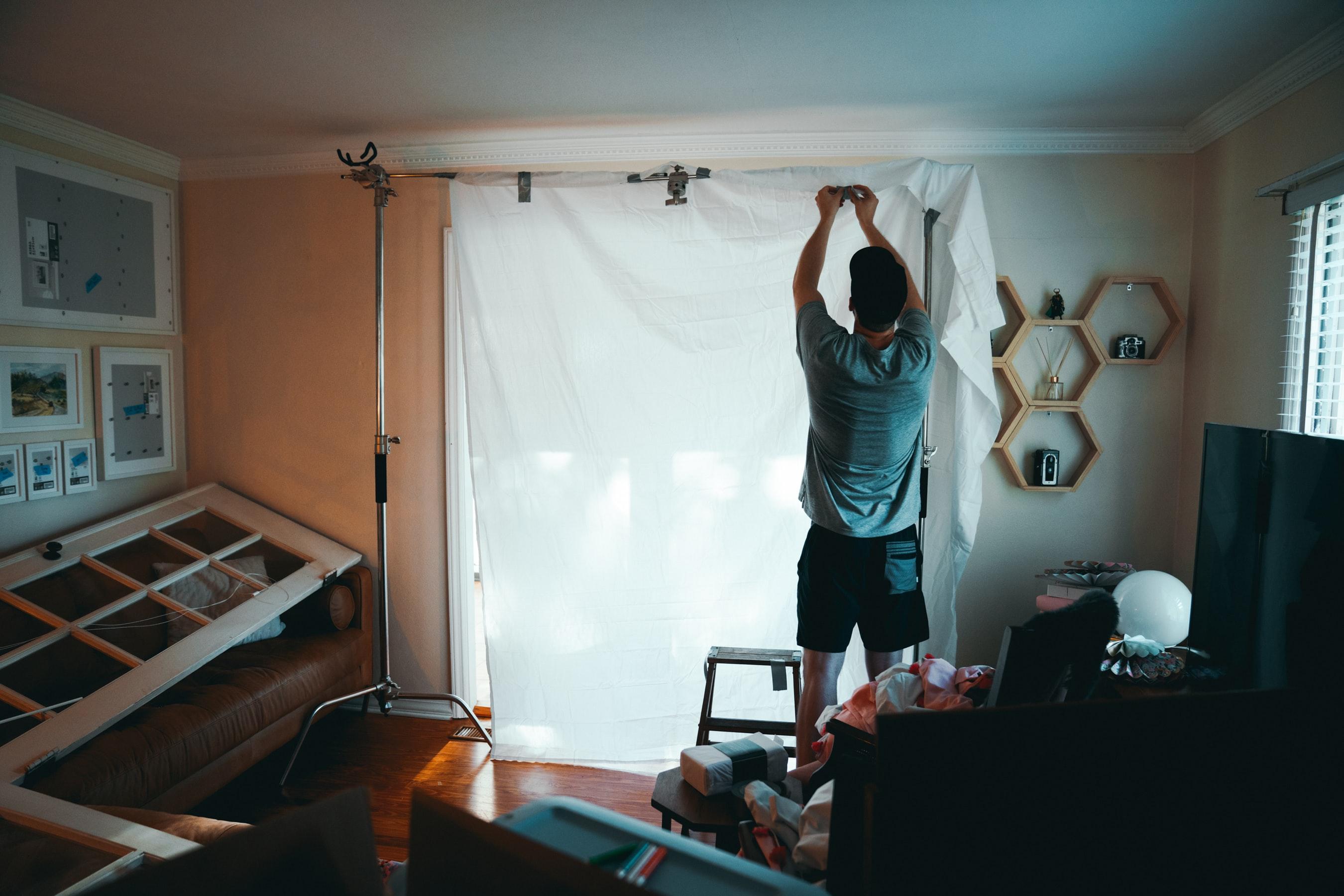 Blog post Blog #2: 7 tips om jezelf als freelance fotograaf/filmmaker bezig te houden in deze toch wel bijzondere tijd!
